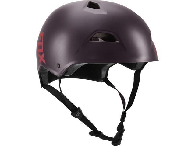Fox Flight Sport Helmet Herren dark purple